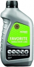 Масло для цепи и шины Patriot Favorite Bar&Chain Lube 0.946
